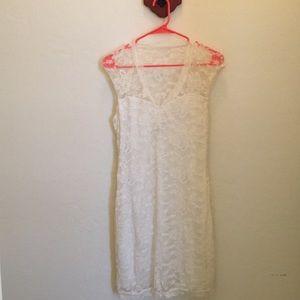 Lace Windsor Dress